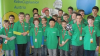 RoboCup Junior Austrian Open 2015