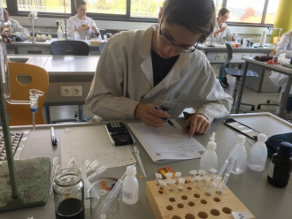 Tolle Erfolge bei der Chemieolympiade