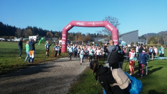 Landesmeister im Cross-Country-Lauf!